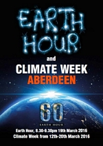 Earth Hour 2016 and Climate Week 2016 Programme